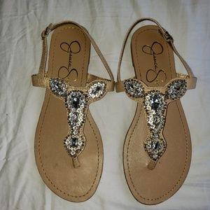 Jessica Simpson sandals size 7